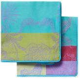Garnier Thiebaut Mille Fiori Feuillage Cushion Covers (Set of 2)