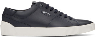 HUGO BOSS Navy Zero Tennis Sneakers