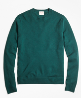 Brooks Brothers Lambswool Crewneck Sweater