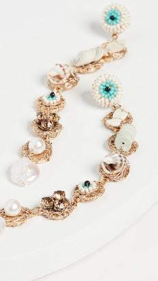 Deepa Gurnani Nikke Earrings