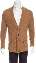 Rag & Bone Alpaca Wool Toggle Cardigan