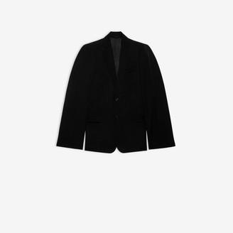 Balenciaga Steroid Single Breasted Jacket