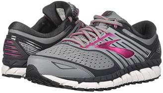 Brooks Ariel '18 (Grey/Grey/Pink) Women's Running Shoes