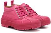 Jacquemus Les Meuniers leather ankle boots