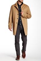 Peter Millar Sebast Loro Piana Wool Storm Coat