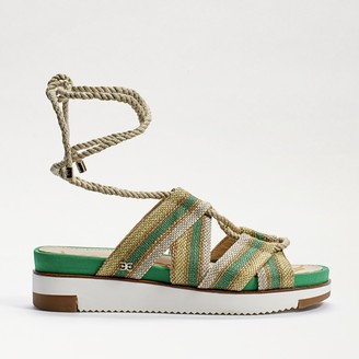 Amally Platform Sandal