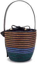 Cesta Collective Tri-Tone Breton Bucket Bag