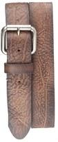 Bill Adler 1981 Distressed Leather Belt