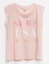 O'Neill Surf USA Girls Tee