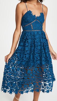 Self-Portrait Azaelea Dress