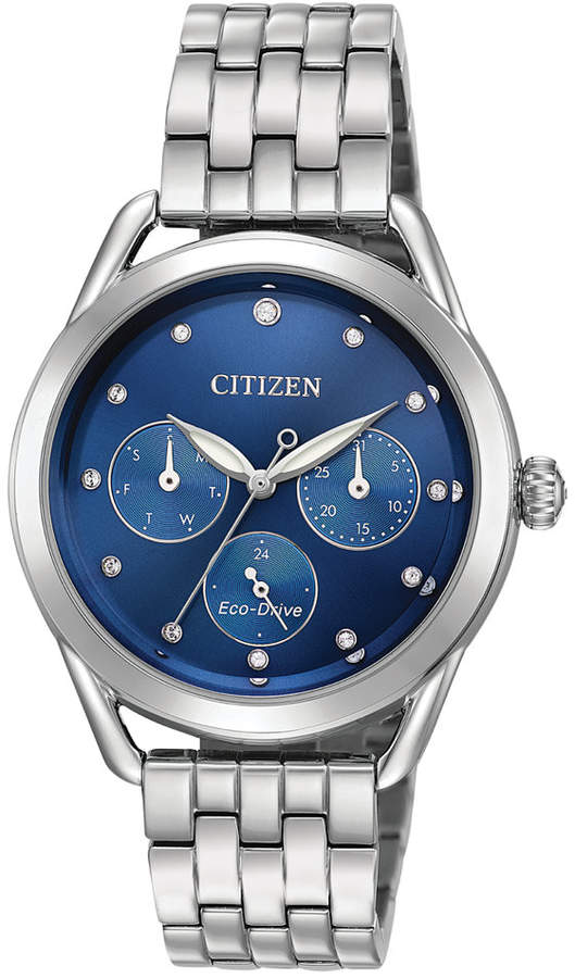 Citizen Drive from Eco-Drive Women's Stainless Steel Bracelet Watch 38mm