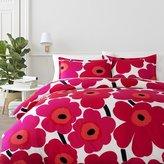 Marimekko Unikko Reversible Comforter Set