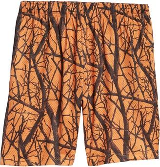 John Elliott Duck Club Mesh Athletic Shorts