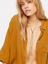 8 Other Reasons Chain Wrap Scarf Necklace by at Free People