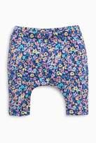 Next Girls Multi Ditsy Leggings (0mths-2yrs) - Blue