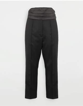 MM6 MAISON MARGIELA Trousers With Belt