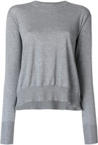 Stella McCartney curved hem sweater