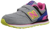New Balance KV574Y Outside Pack Classic Running Shoe (Toddler/Little Kid/Big Kid)