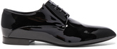 Jil Sander Patent Leather Oxfords