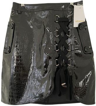 Self-Portrait Black Skirt for Women
