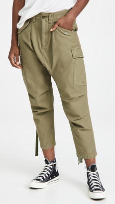 R 13 Harem Cargo Pants