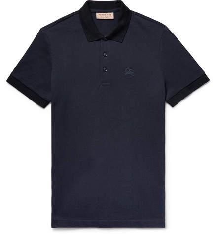 cede8bdec Burberry Men s Polos - ShopStyle