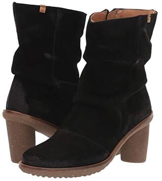 El Naturalista Trivia N5160 (Black) Women's Shoes