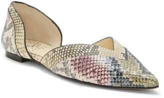 Vince Camuto Caivan d'Orsay Flat