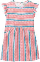 Lucky Brand Striped Pocket Dress (Toddler Girls)