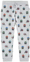 Stella McCartney Printed organic cotton pants - Zachary