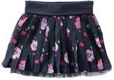 Osh Kosh Floral Chiffon Skirt