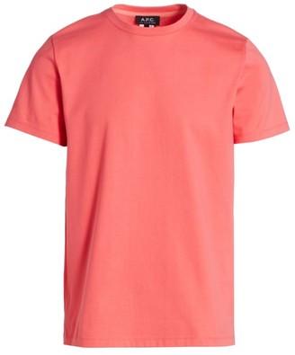 A.P.C. Michael Solid T-Shirt