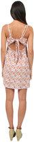 Tysa Fiji Dress in Rust/Peri