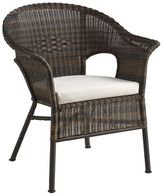 Pier 1 Imports Casbah Mocha Stacking Chair