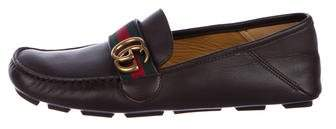 Gucci GG Marmont Driving Loafers