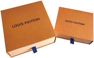 Louis Vuitton Orange Cloth Bag charms