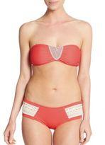 L-Space Gypsy Bandeau Bikini Top