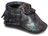 Freshly Picked Infant Girl's Galaxy Moccasin