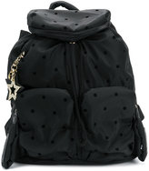 See by Chloe dot pattern backpack