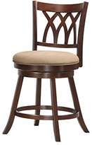 Acme Tabib Counter Height Chair with Swivel, Espresso