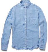 Hartford Linen Shirt - S