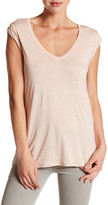 BCBGMAXAZRIA Kelsea Twist Back Shirt