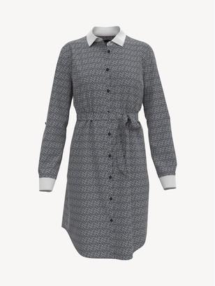 Tommy Hilfiger Essential Print Shirt Dress