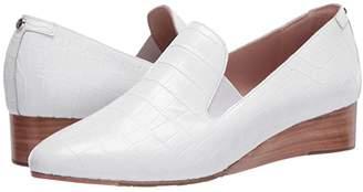 Taryn Rose Claudia (Black Dress Calf) Women's Shoes