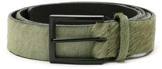 OSKLEN Leather Belt