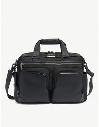 Tumi Hunter nylon satchel
