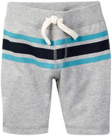 Tea Collection Striped French Terry Short (Toddler, Little Boys, & Big Boys)