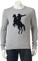 Men's Urban Pipeline® Horse Crew Sweater