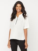 A Pea in the Pod Maternity Blouse