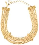 Oscar de la Renta Chain necklace